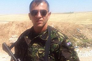Keighley man returns from fighting ISIS in Iraq