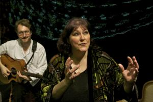 Haunting tale promised in Haworth from the last Jewish storyteller
