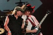 AC/DC tribute band Highway to Hull who are playing in Haworth
