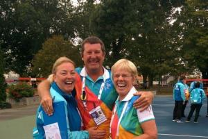 Former Keighley district residents meet at World Cup