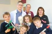 Science brought to life for Cowling youngsters