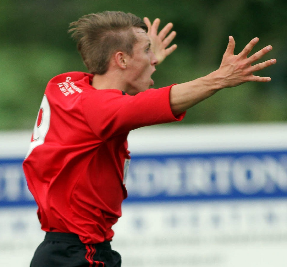 Chris Wademan scored Silsden's decisive goal