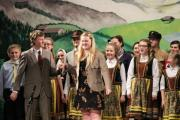 Keighley school alive to The Sound of Music