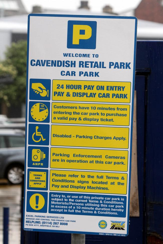 Drivers In Dispute With Parking Firm Over Ticket Machines At