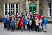 Eastwood School, Keighley, children spend adventurous week in the Yorkshire Dales