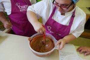 Course offers the recipe for success as trainees develop a range of job skills