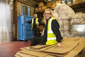 Global 'green' award for Cross Hills company