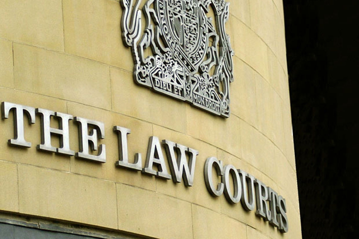 Security guard vandalised taxi as part of 'long-running feud', court hears