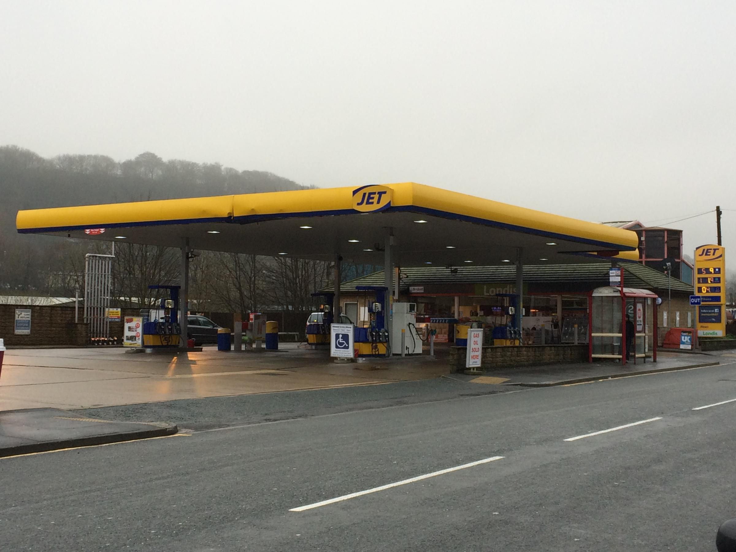 Keighley Petrol Station In Top Ten List For Forecourts Worst