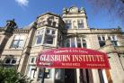 Glusburn Institute which is the subject of a £30,000 crowdfunding campaign for refurbishments