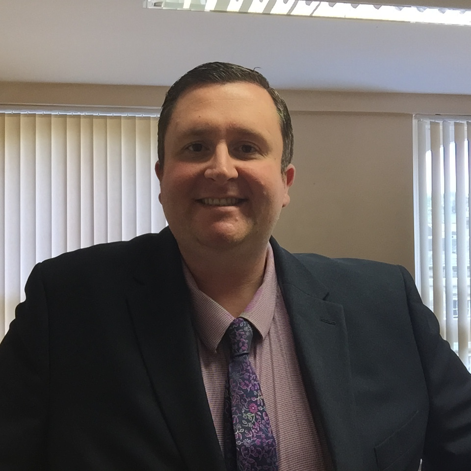 Keighley BID manager Paul Howard