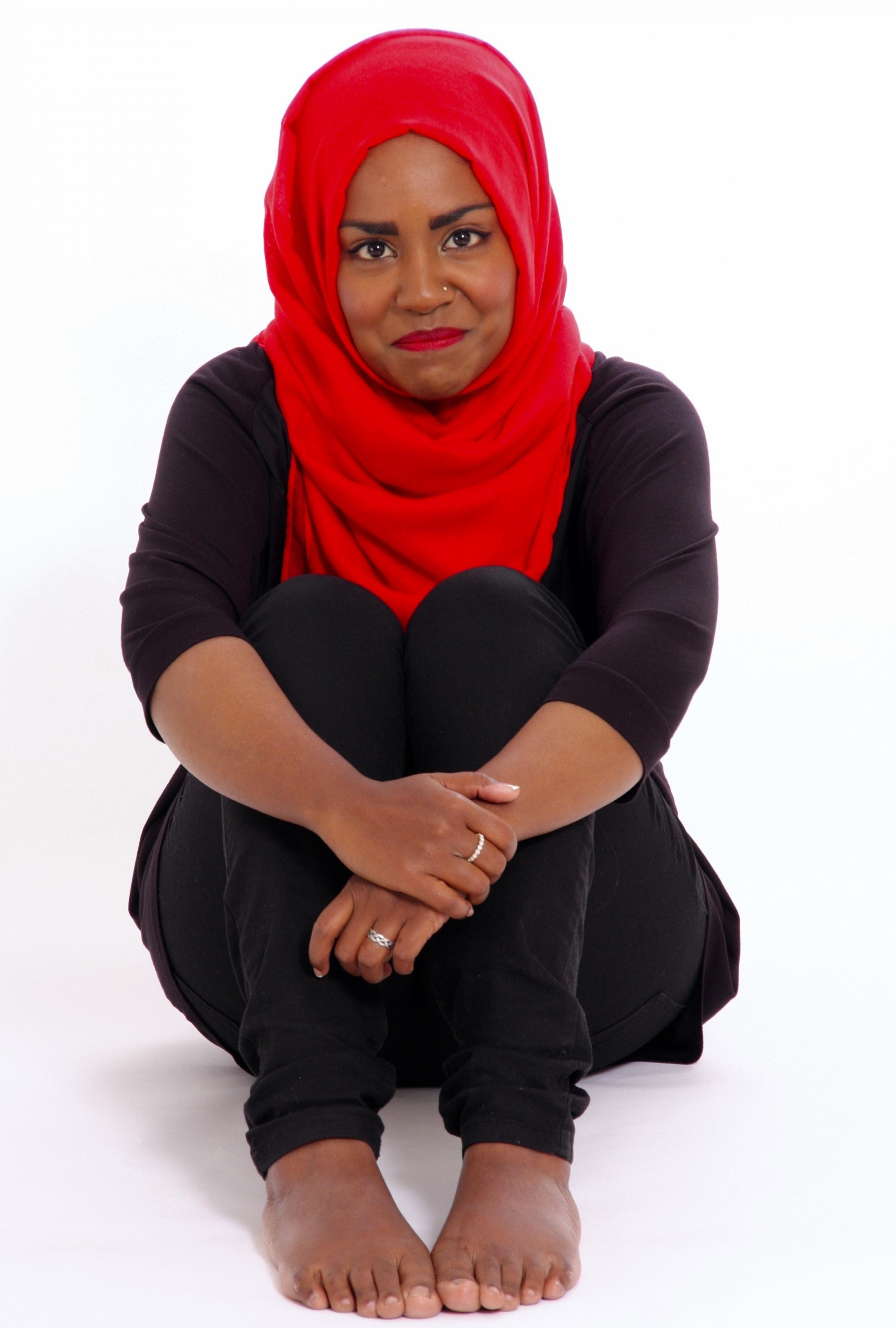 Nadiya Hussein, winner of the 2015 Great British Bake Off, who will be at this month's Bradford Literature Festival