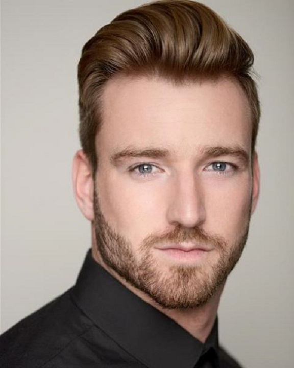 Jai McDowall, who will play the prince in a staging of the pantomime Cinderella at the Carriageworks Theatre, in Leeds