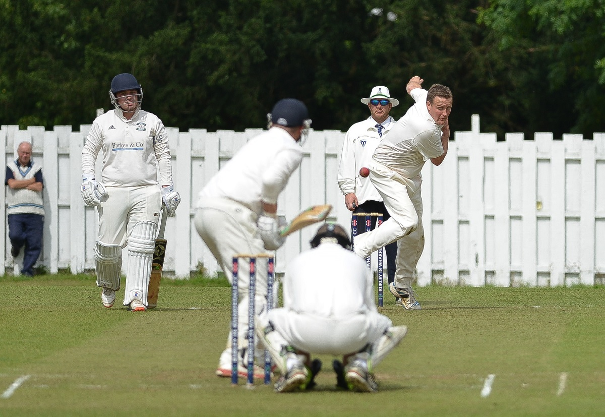 Burley will host Otley in a first-round Waddilove Cup tie on Sunday, May 13