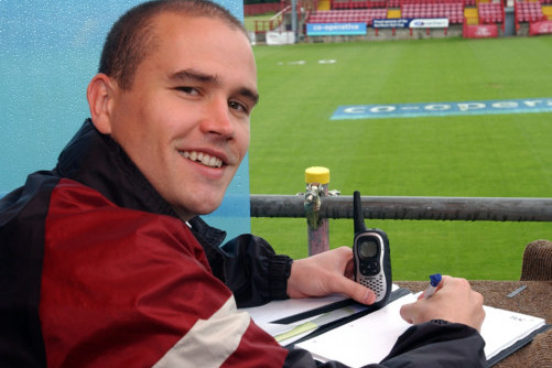 Craig Lingard is the new Keighley Cougars head coach