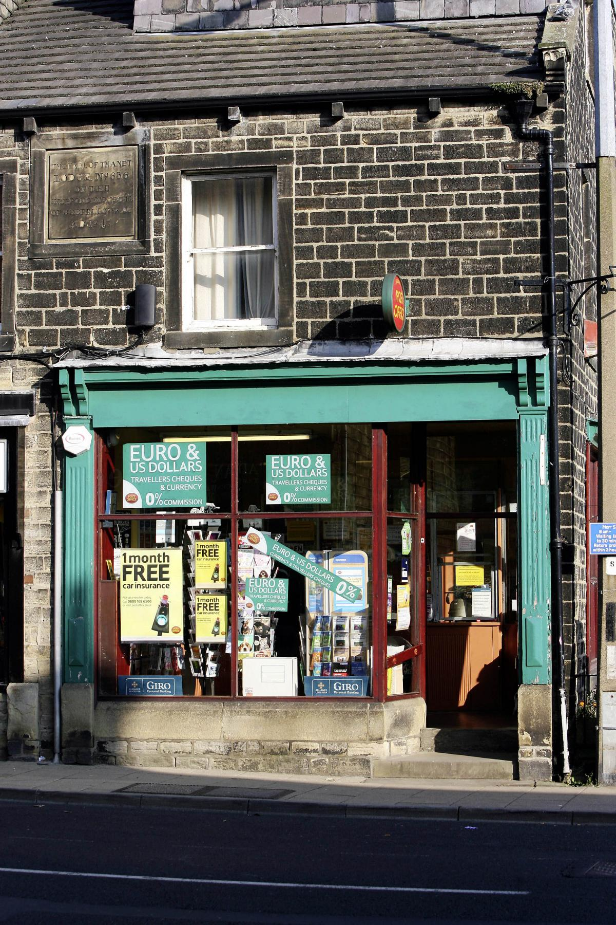 A Century Of History At Silsden Post Office Keighley News