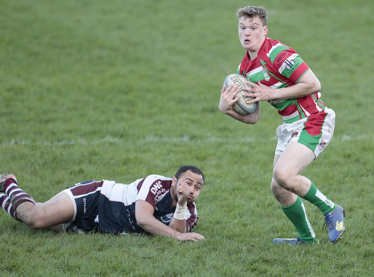 Alfie Seeley could return from a knee injury for Keighley on Saturday against Bradford Salem