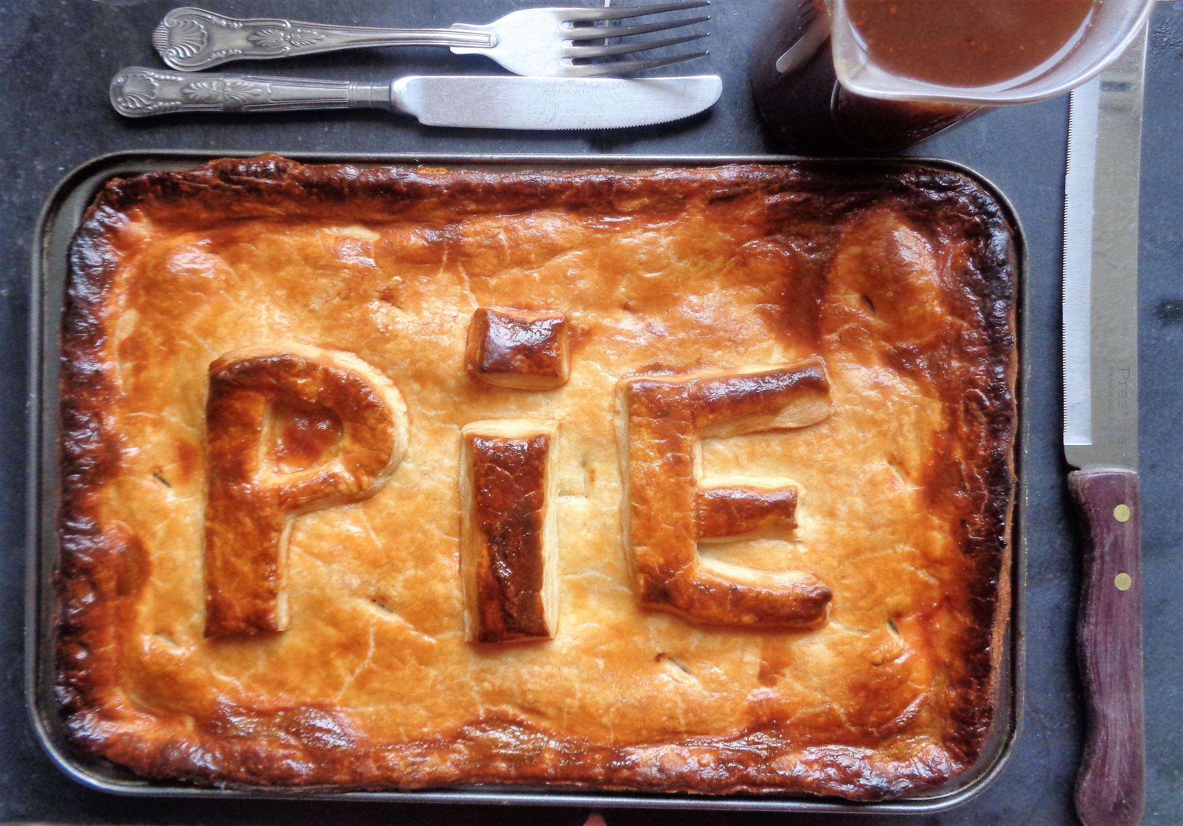 British meat and potato pie recipes