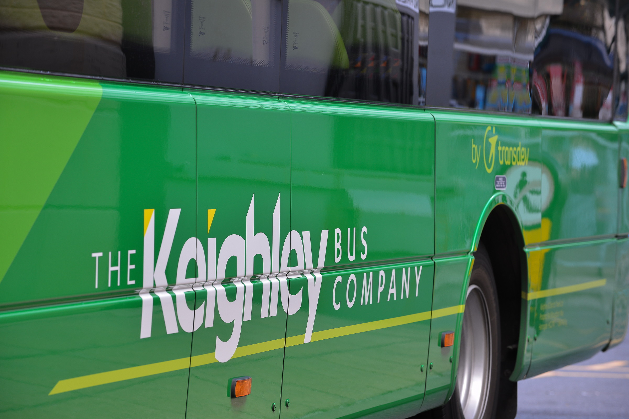 Keighley buses to receive new ticket machines