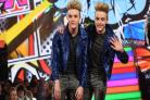 Pop duo Jedward up for CBB eviction