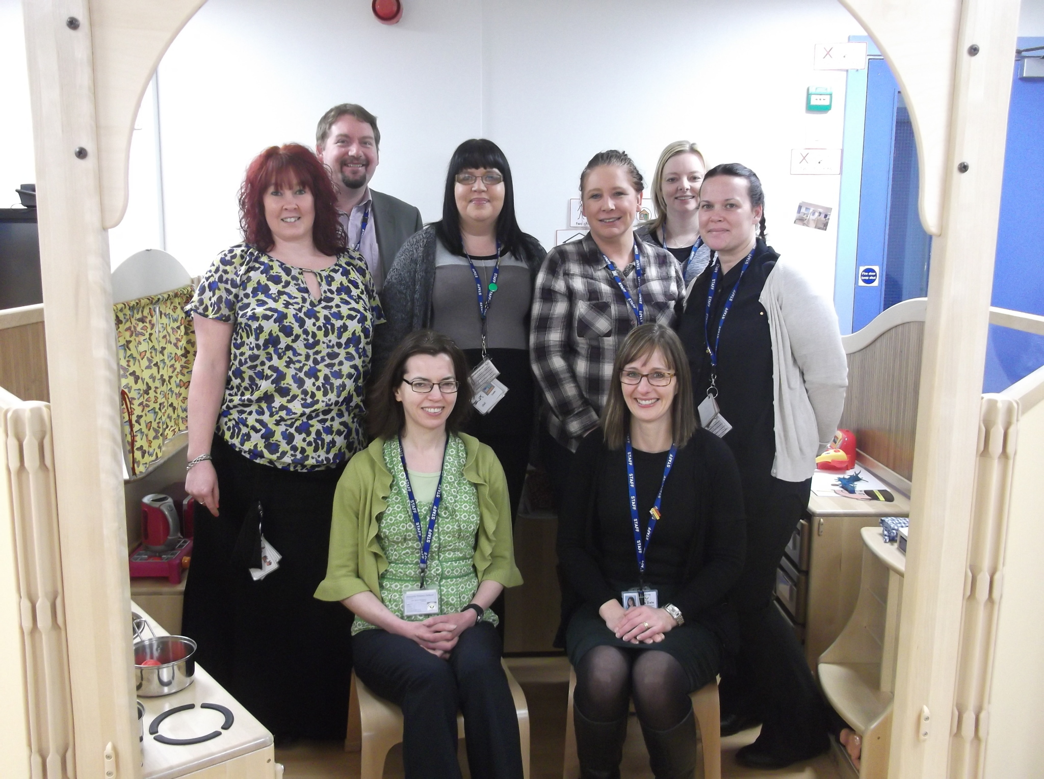 Haworth Primary School's specialist provision team to help pupils with autism