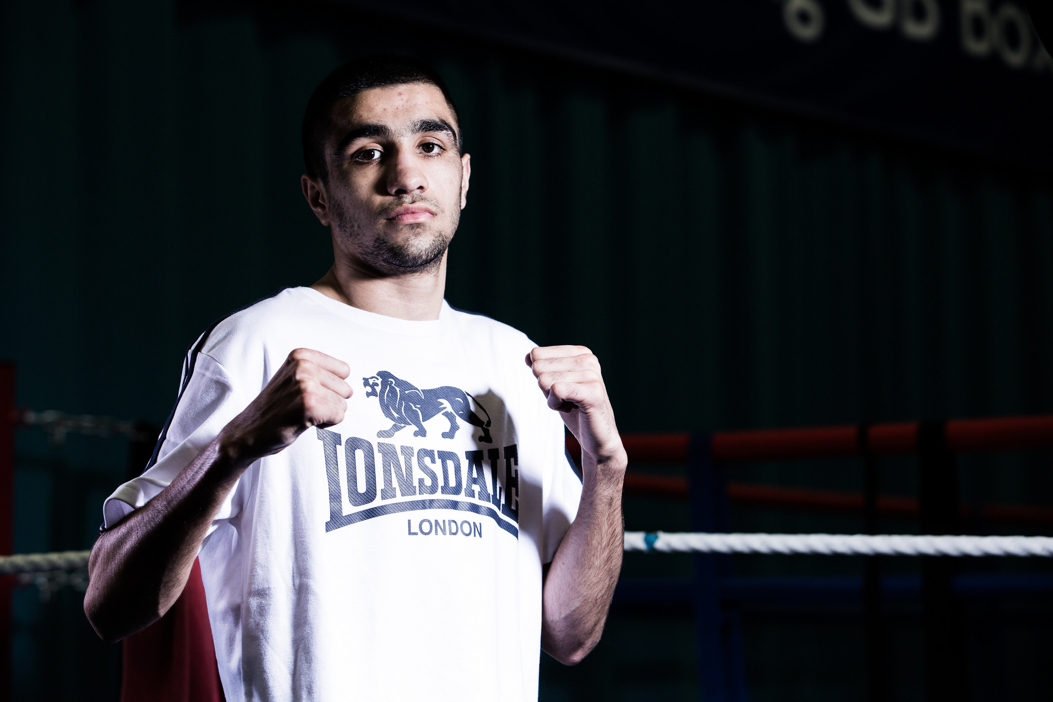 Keighley boxer Muhammad Ali has tested positive for steroid use
