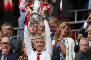 Wenger buoyed by FA Cup victory as Arsenal set to decide his future