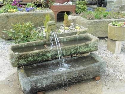 DANDELION STONE TROUGHS & ARCHITECTURAL ANTIQUES