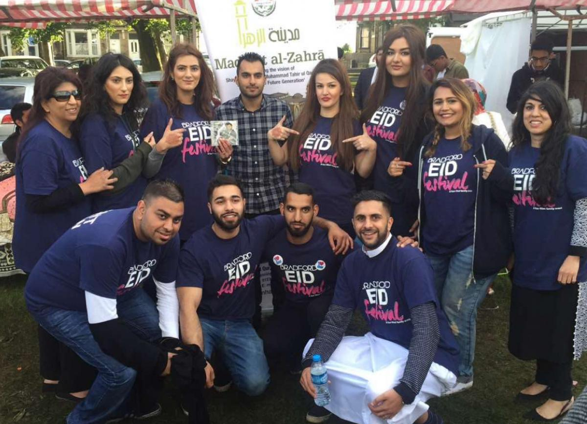 Eid festivities could be norths biggest keighley news eid festivities could be norths biggest solutioingenieria Choice Image