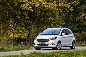 Road test: Ford Ka + Zetec