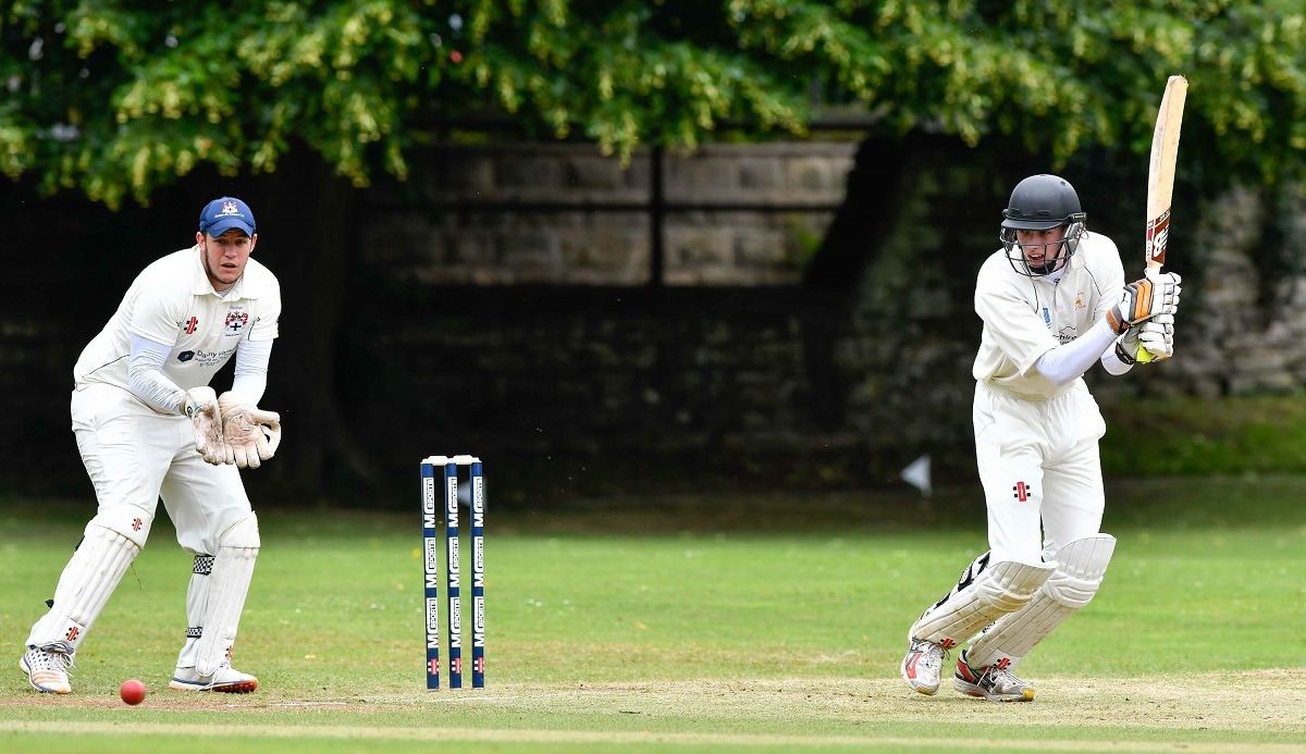 Denholme's Toby Priestley picked up three batting awards