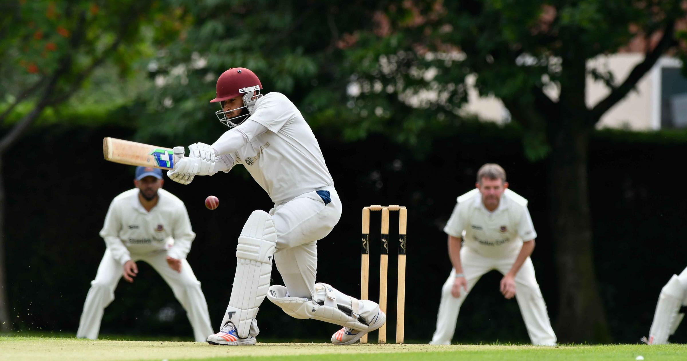 Pudsey Congs opener Mubtada Akhtar scored 45 in their agonising one-run defeat to New Farnley that sealed their relegation