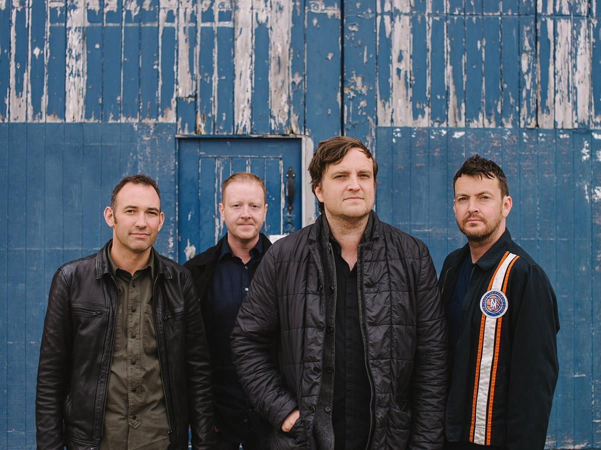 Starsailor are back on the live trail to promote their latest album