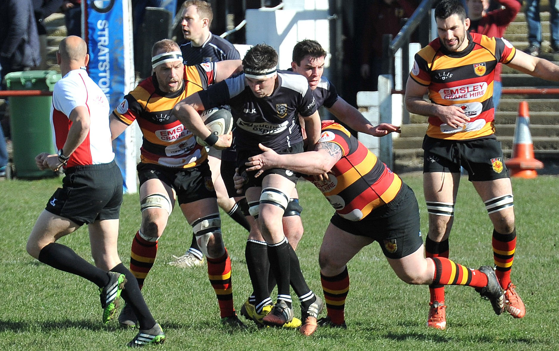 Otley skipper Freddie Watson says that they need to be more clinical when they are in charge