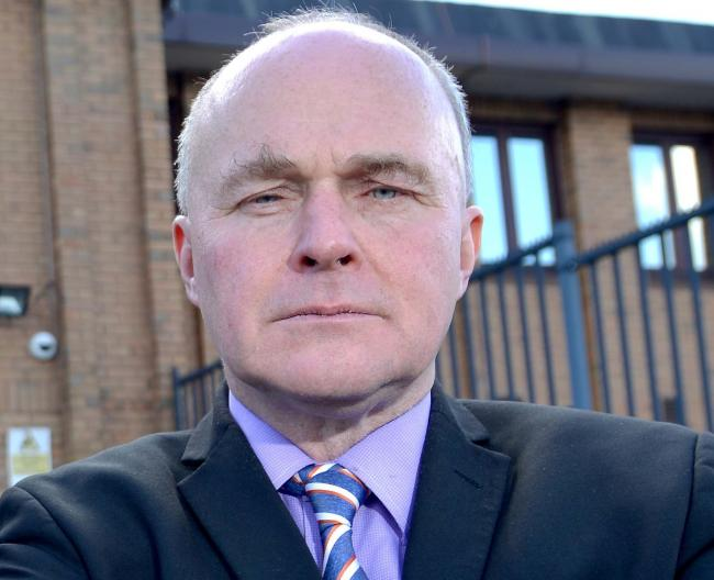 Keighley MP John Grogan