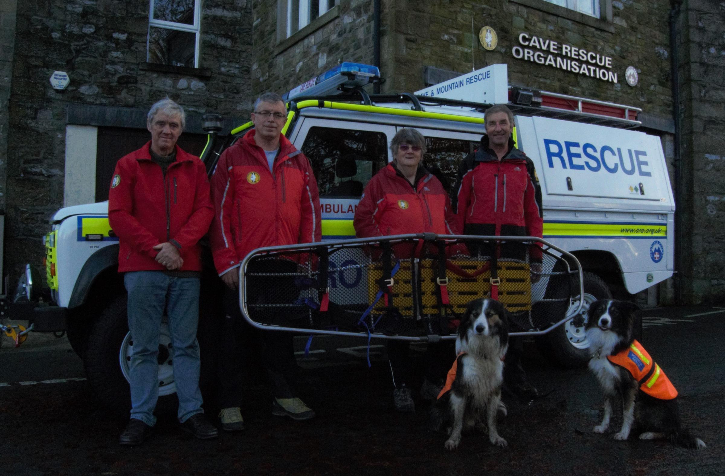 equipment rescue animal