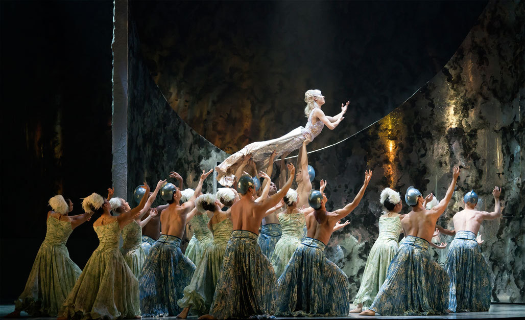 A scene from Northern Ballet's production of The Little Mermaid, which is coming to Leeds Grand