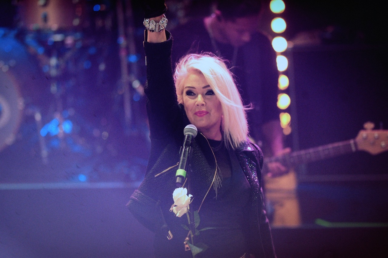 Kim Wilde is taking her first tour for 30 years on the road next year. Picture by Katrien Vercaigne