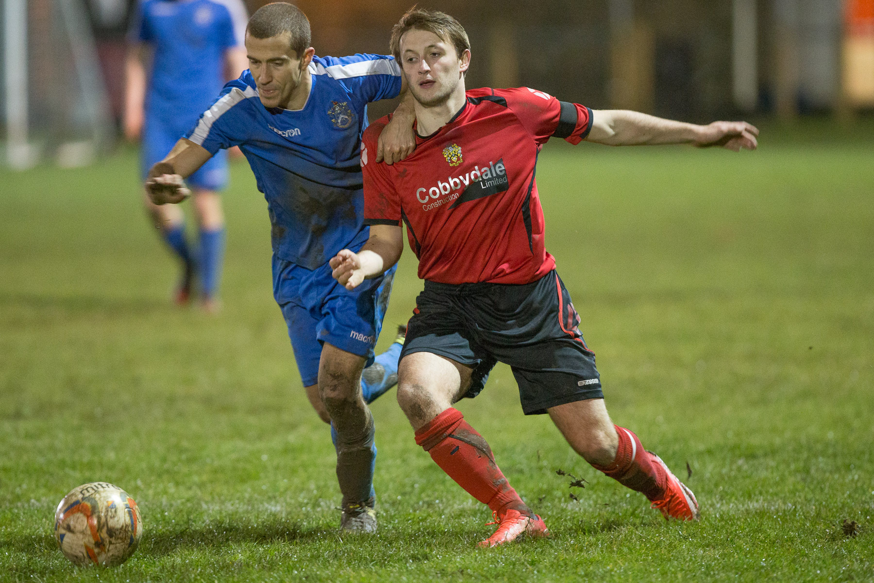Chris Wademan opened the scoring for Silsden but they could not protect the lead