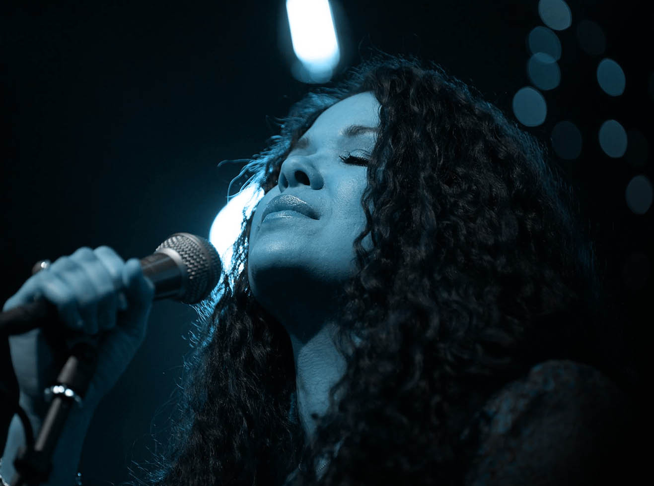 Kyla Brox is returning to Keighley as part of the Ladies of the Blues