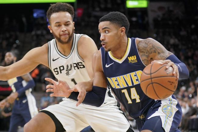 Gary Harris beats the buzzer to give Nuggets win against