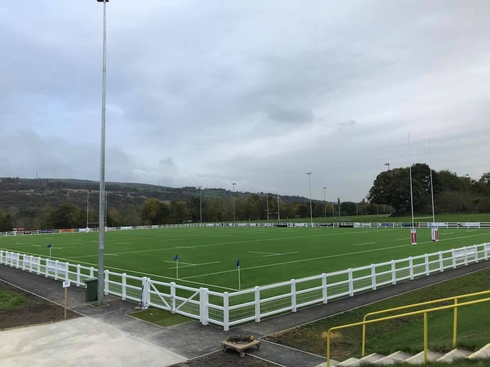 Keighley hope to stage many floodlit matches on their Rugby 365 AGP surface