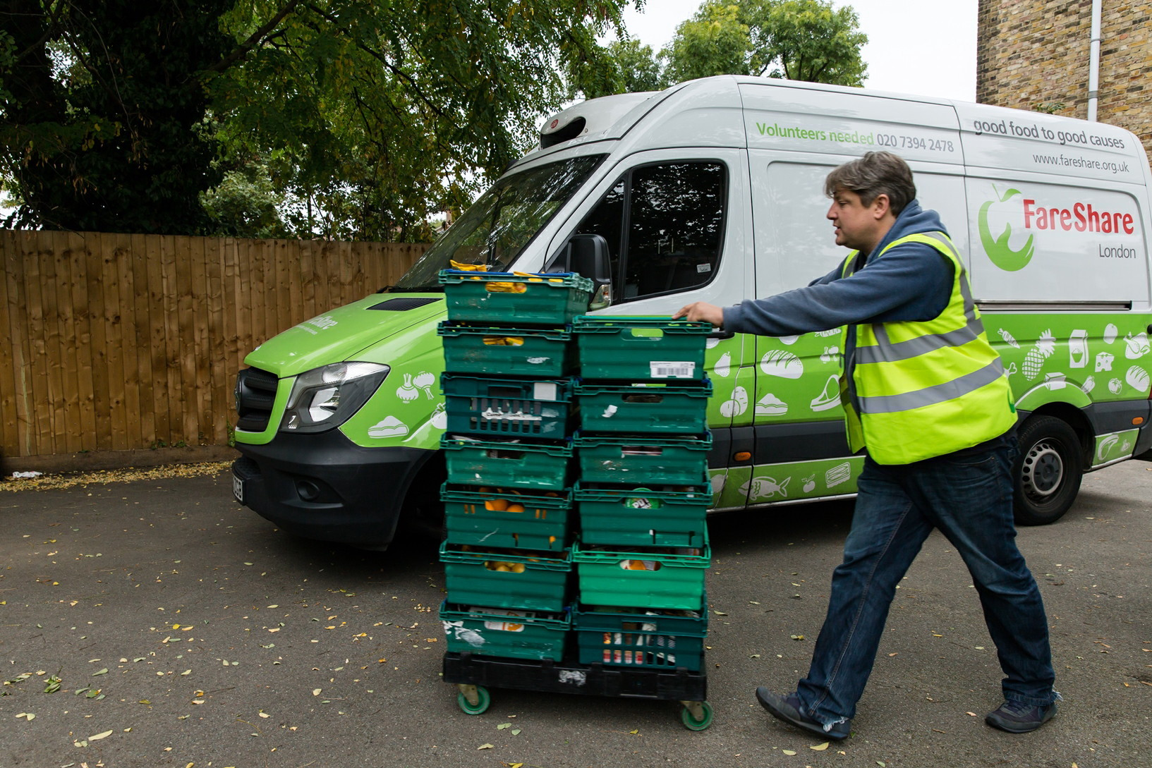 Asda pledges to help one million people out of poverty