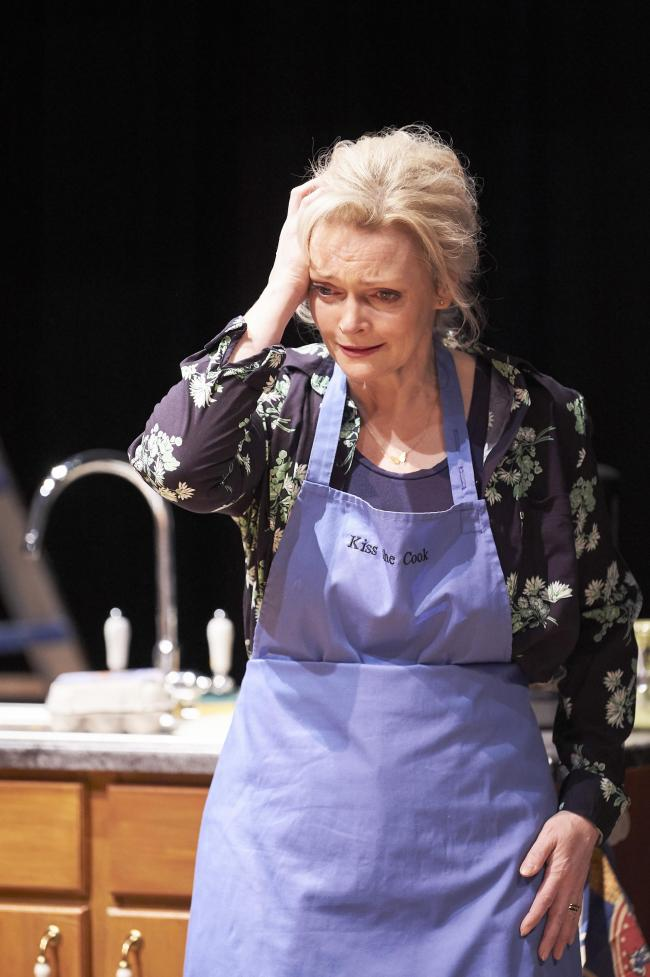 Sharon Small plays the title role in dementia drama Still Alice at the West Yorkshire Playhouse in Leeds