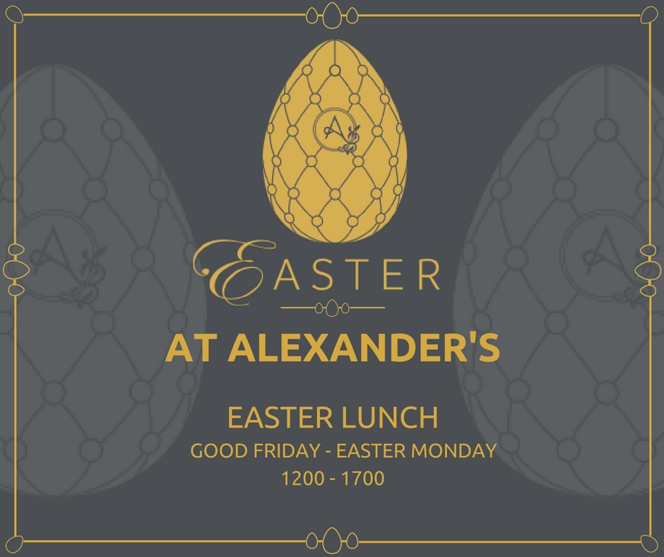 Easter Lunch & Children's Entertainment