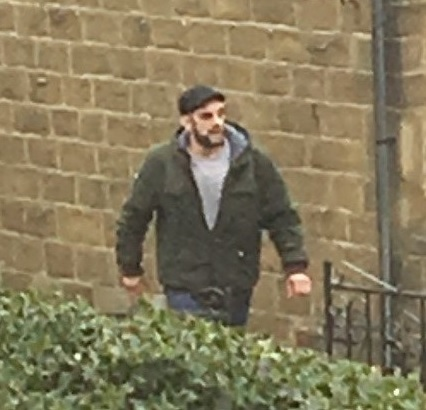 The man police want to find in connection with a report of a bogus caller at a house in Keighley