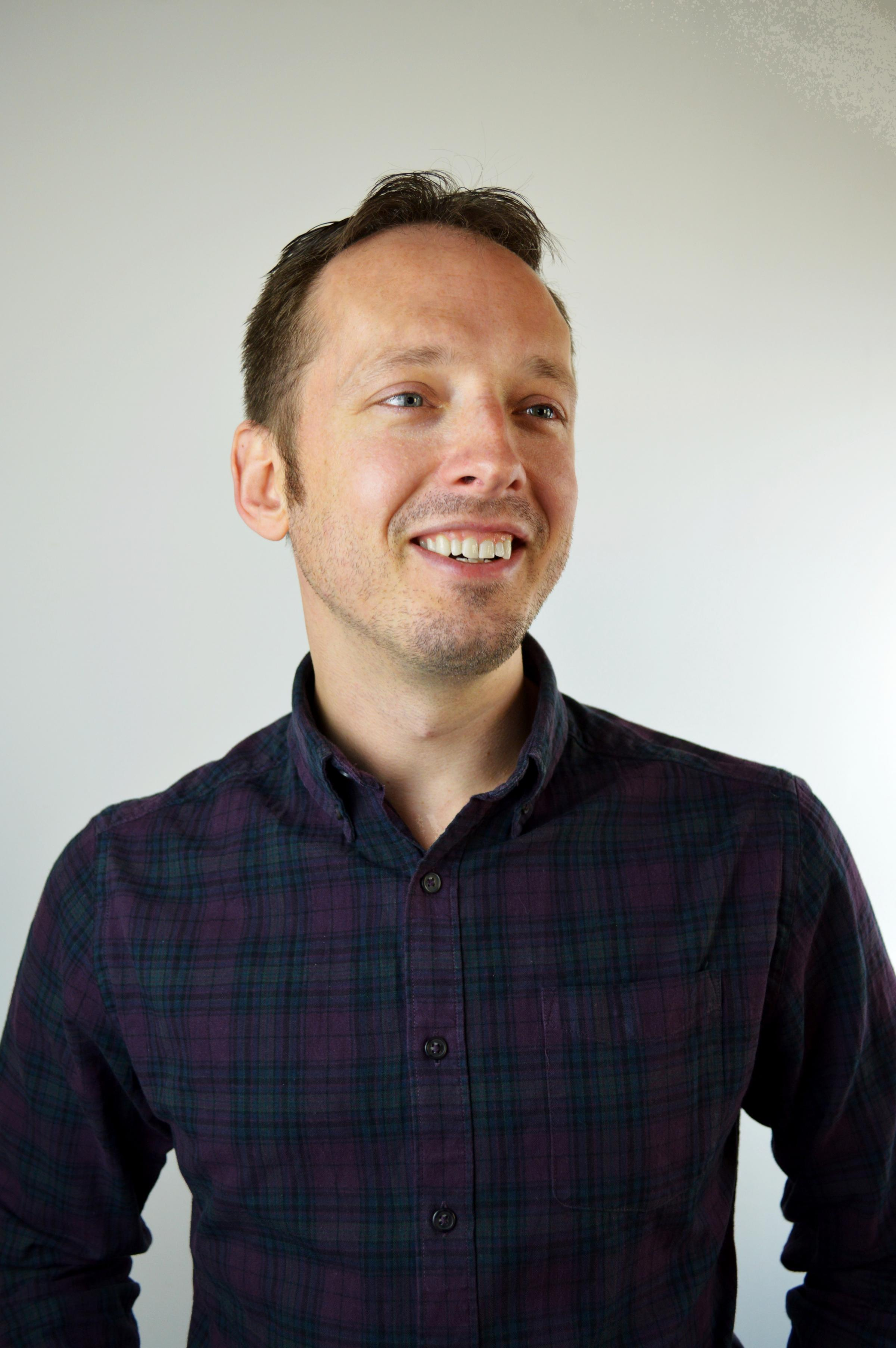Distant Future Animation Studio managing director Bill Beaumont