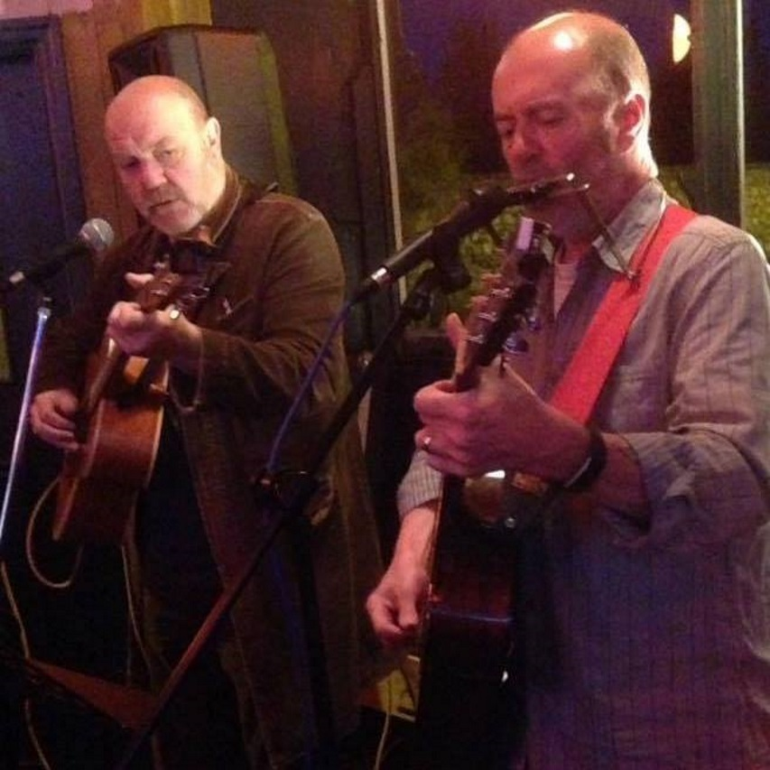 Twice Brewed are playing an acoustic afternoon at the Black Bull in Haworth