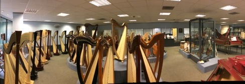 Hands on Harp Day