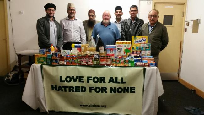 Ahmadiyya Muslim Association Gives Its Support To Keighley